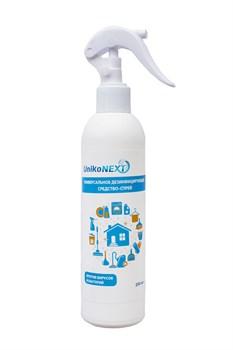 UnikoNext универсальное дезинфицирующее средство-спрей, 250 мл. - фото 4516